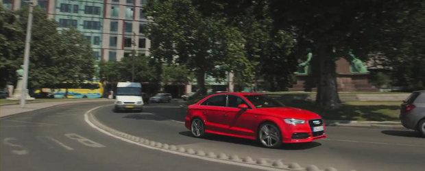 Noul Audi A3 Sedan ne dezvaluie cateva dintre atractiile sale