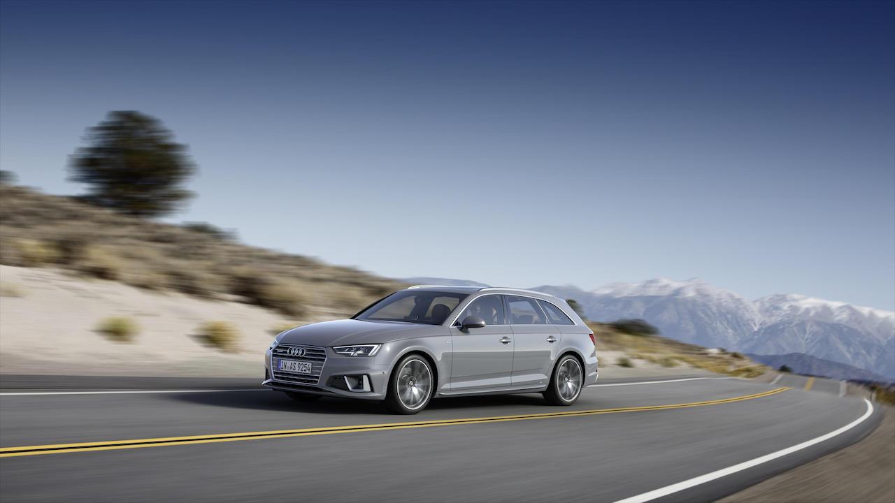 Noul Audi A4 Facelift - Noul Audi A4 Facelift