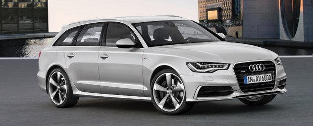 Noul Audi A6 Avant - Design si ergonomie in acelasi pachet