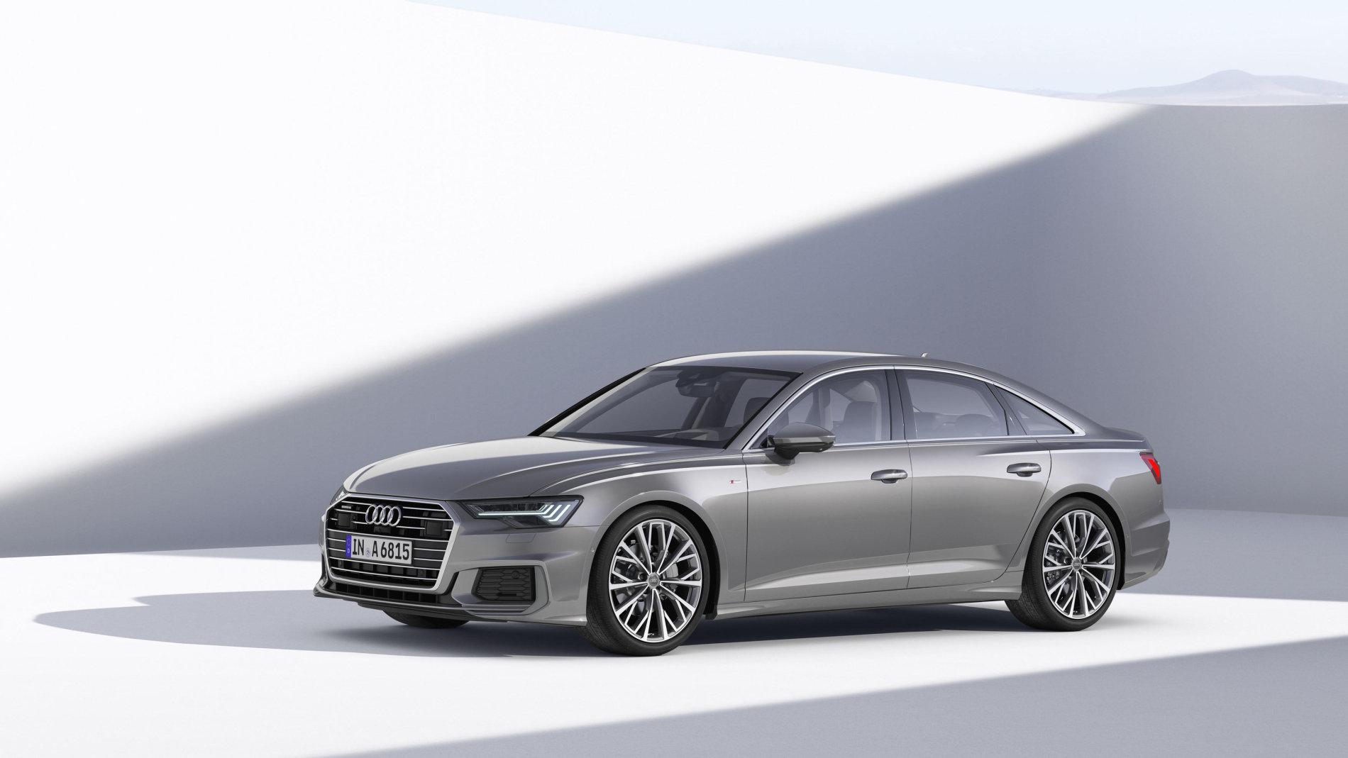 Noul Audi A6 - Galerie Foto - Noul Audi A6 - Galerie Foto