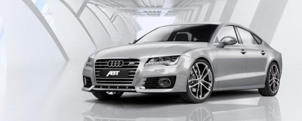 Noul Audi A7 Sportback primeste tratamentul ABT Sportsline