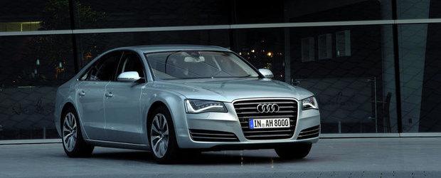 Noul Audi A8 Hybrid - Luxul intalneste eficienta