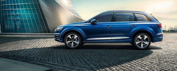 Noul Audi Q7 porneste de la 60.900 euro