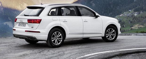 Noul Audi Q7 Ultra 3.0 TDI ne demonstreaza ca si SUV-urile pot fi eficiente