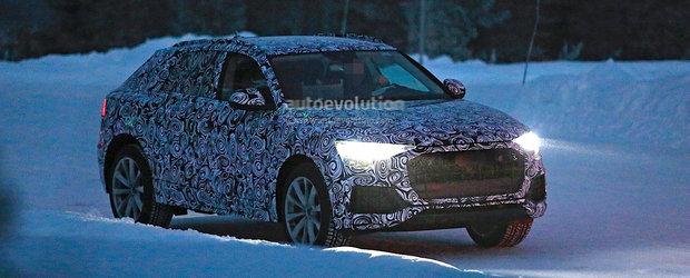 Noul Audi Q8 debuteaza in versiunea de productie