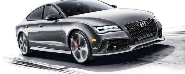 Noul Audi RS7 Dynamic Edition poate fi al tau pentru... 146.045 dolari