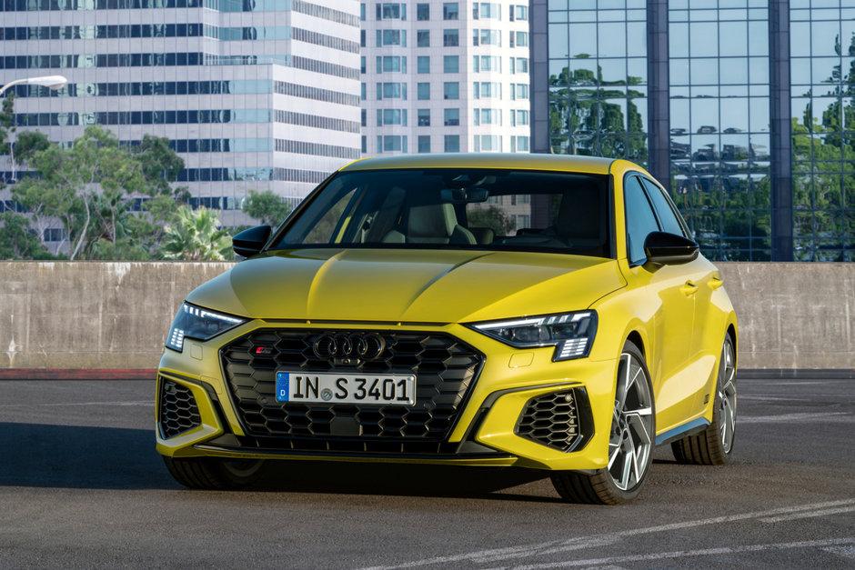 Noul Audi S3