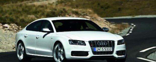 Noul Audi S5 Sportback vine la Frankfurt