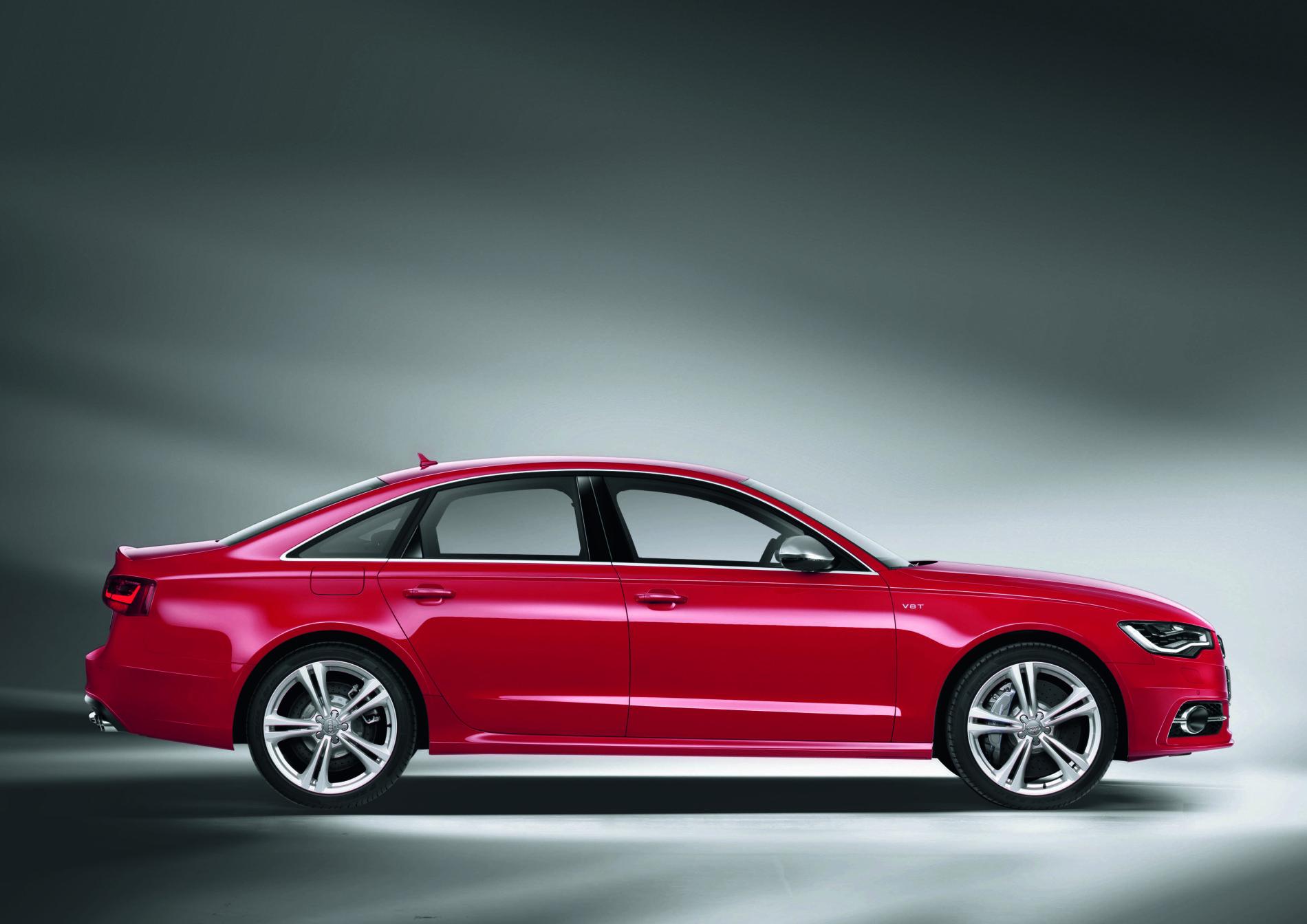 Noul Audi S6 - Noul Audi S6
