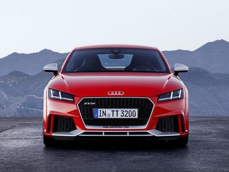Noul Audi TT-RS