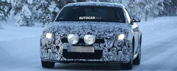 Noul Audi TT, surprins in testele finale. Cand va fi lansat pe piata