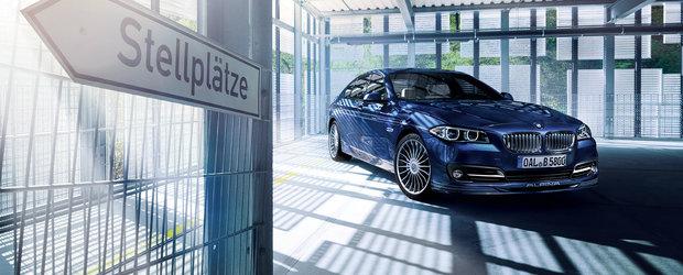 Noul B5 Bi-Turbo ofera 600 CP si 800 Nm, anunta oficialii Alpina