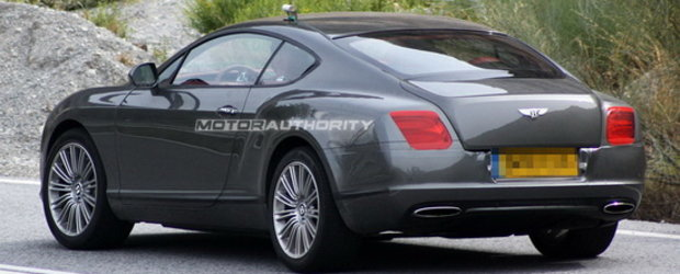 Noul Bentley Continental GT se pregateste de debut!