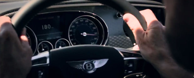Noul Bentley Continental GT Speed atinge 331 km/h fara nici un fel de problema
