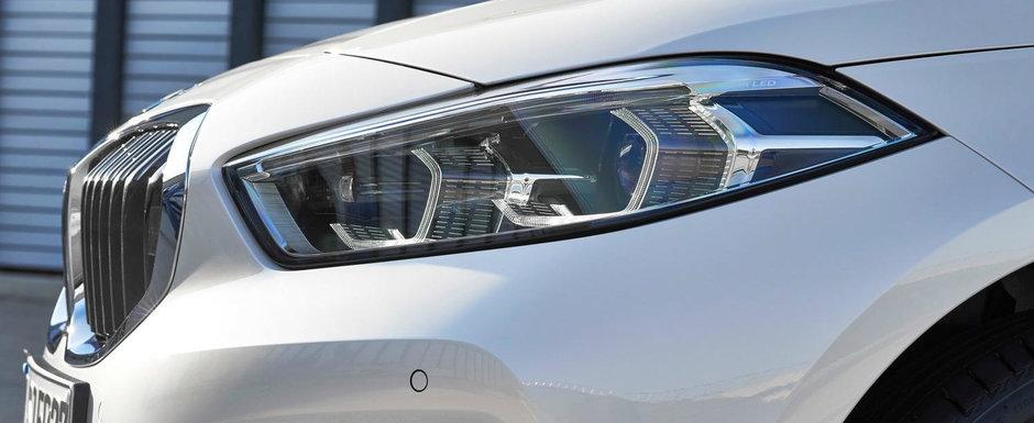 Noul BMW cu tractiune fata a intrat in productie. Uite aici cum arata primul exemplar