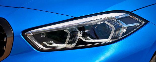 Noul BMW cu tractiune fata s-a lansat si in Romania. Uite cat costa