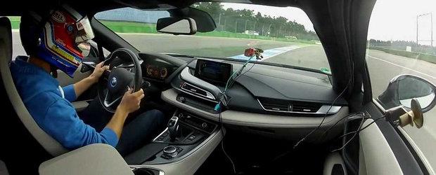 Noul BMW i8 ne demonstreaza ca este, totusi, o masina sport