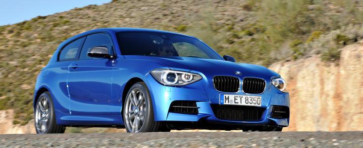 Noul BMW M135i in trei usi - Design agresiv, performante la superlativ