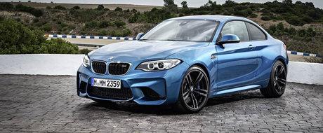 Noul BMW M2 a ajuns in Romania. IATA cat costa modelul sport bavarez