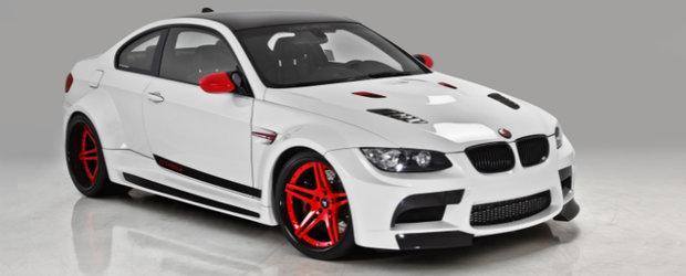 Noul BMW M3 by Vorsteiner este cea mai dorita acadea din Univers