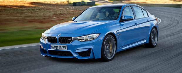 Noul BMW M3 costa in Romania de la 75206 Euro cu TVA