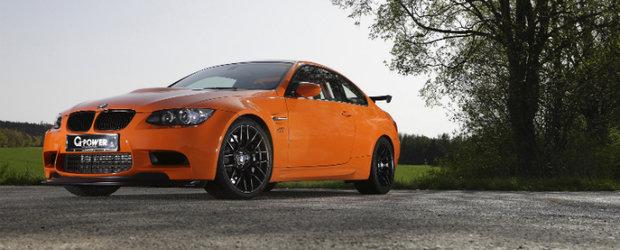 Noul BMW M3 GTS by G-Power declara razboi umanitatii