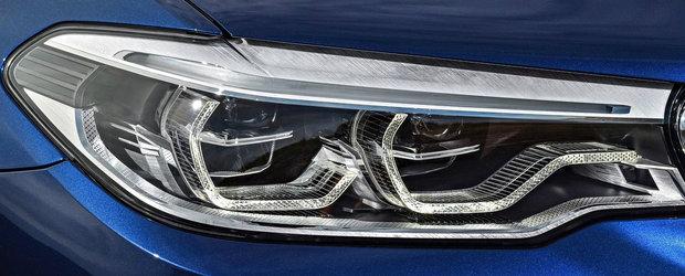 Noul BMW M5, dezvaluit din greseala. Cum arata sedanul de 600 CP al bavarezilor