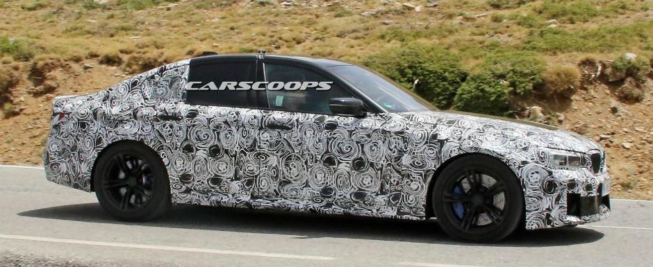 Noul BMW M5 vine la sfarsitul anului viitor cu peste 600 de cai putere si tractiune integrala