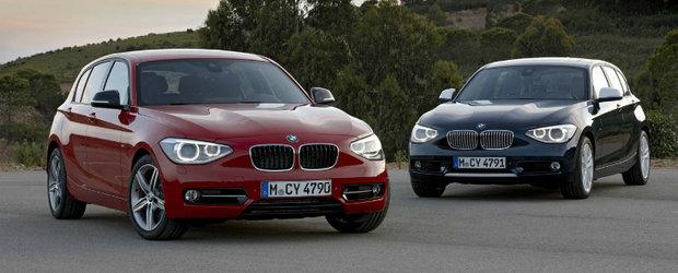 Noul BMW Seria 1 se lanseaza in Romania pe 17 septembrie