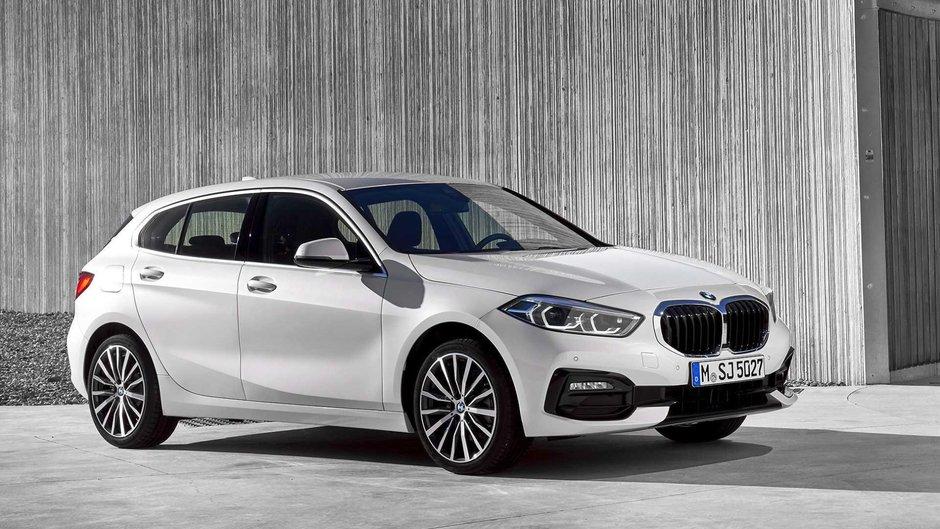 Noul BMW Seria 1