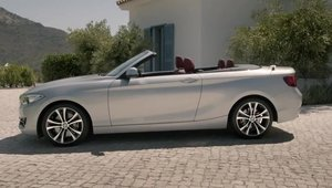 Noul BMW Seria 2 Convertible in detaliu