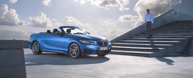 Noul BMW Seria 2 Convertible soseste la Paris, cu pana la 326 CP sub capota