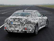 Noul BMW Seria 2 Coupe - Poze spion