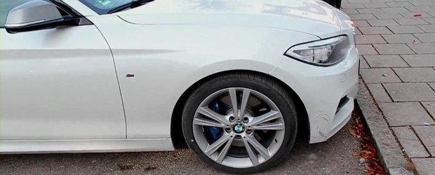 Noul BMW Seria 2, surprins pe strazile Germaniei. Iti place cum arata in realitate?