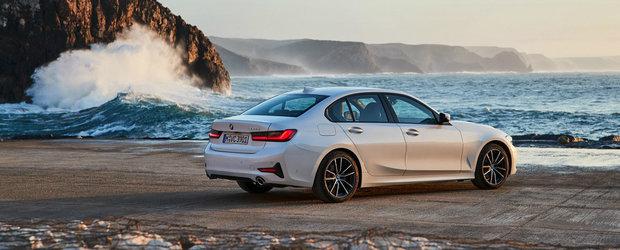 Noul BMW Seria 3, asa cum nu l-ai mai vazut pana acum