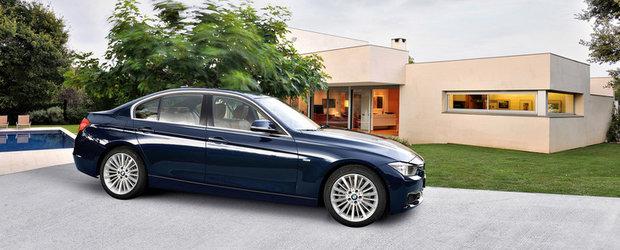 Noul BMW Seria 3, disponibil in Romania in prima parte a lui 2012