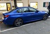 Noul BMW Seria 3 pe strazi