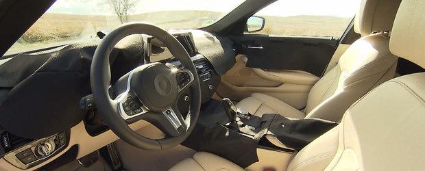 Noul BMW Seria 5. Cele mai clare imagini de pana acum
