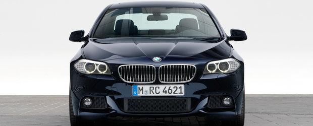 Noul BMW Seria 5 cu pachet M Sport - Toamna asta se poarta atitudinea sport