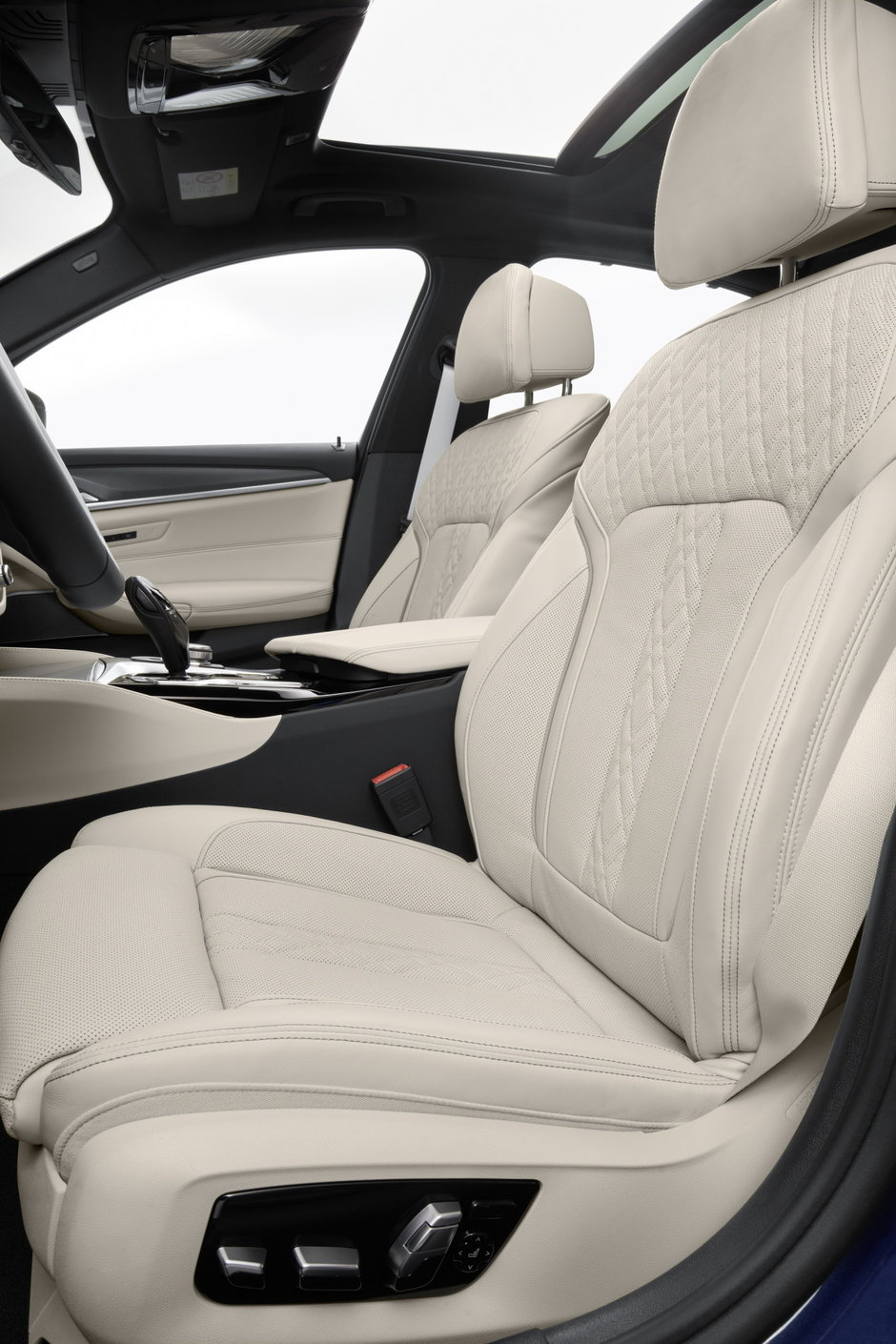 Noul BMW Seria 5 Facelift