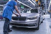 Noul BMW Seria 5 - Galerie Foto