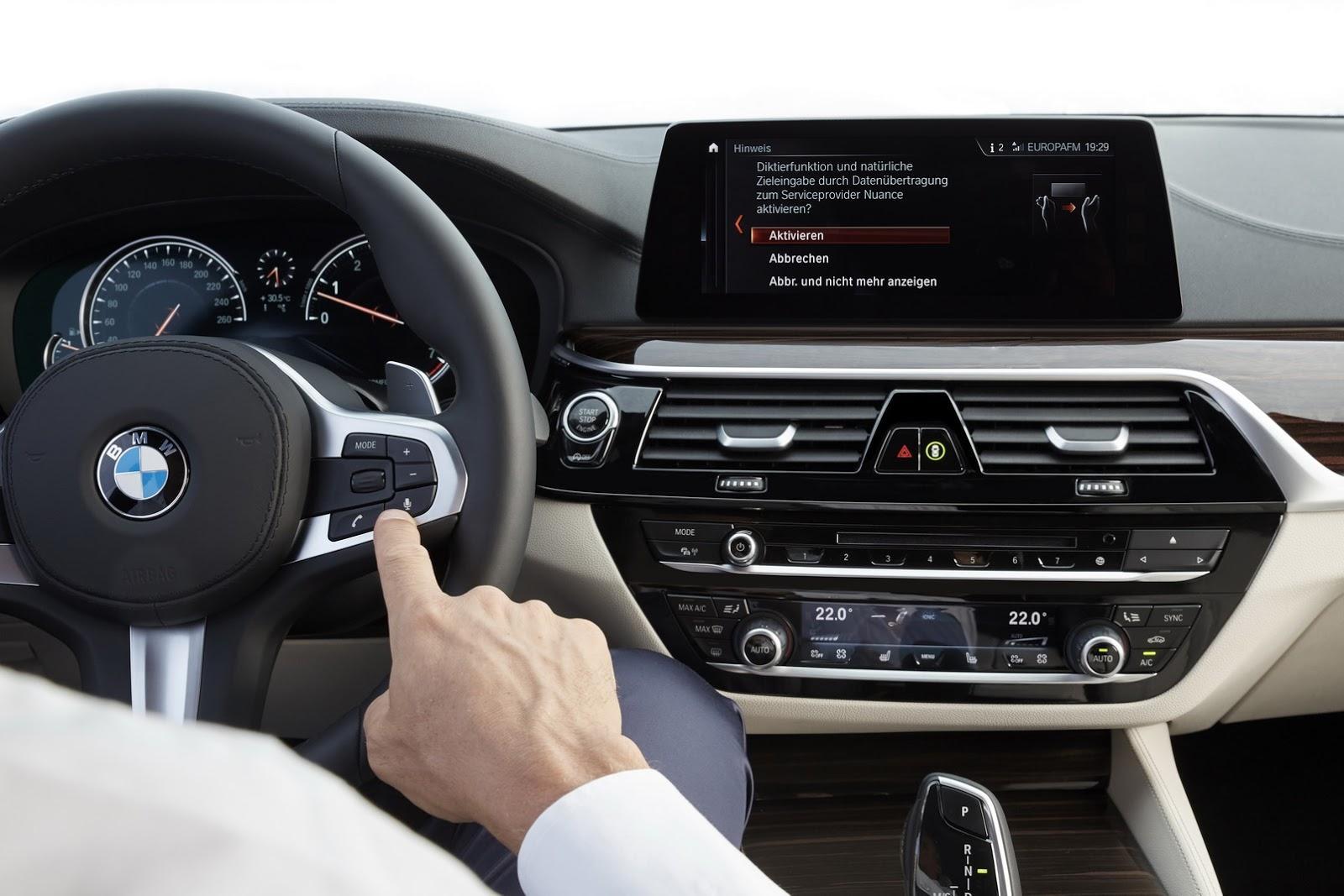 Noul BMW Seria 5 - Galerie Foto - Noul BMW Seria 5 - Galerie Foto