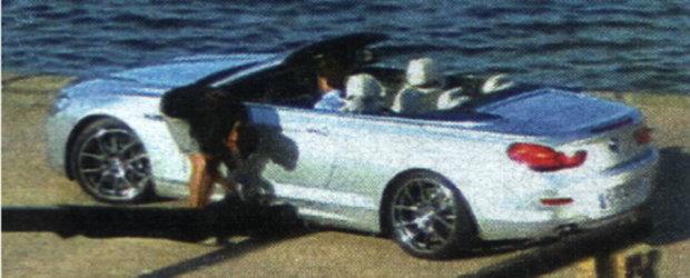 Noul BMW Seria 6 Cabrio, surprins complet necamuflat!
