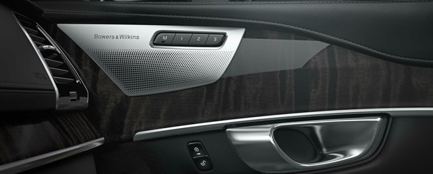 Noul BMW Seria 7 are sistem audio cu... diamante