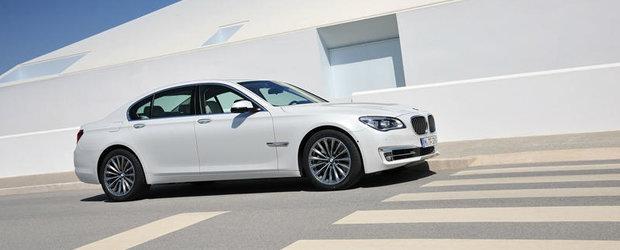 Noul BMW Seria 7 este aici! Detalii complete si galerie foto