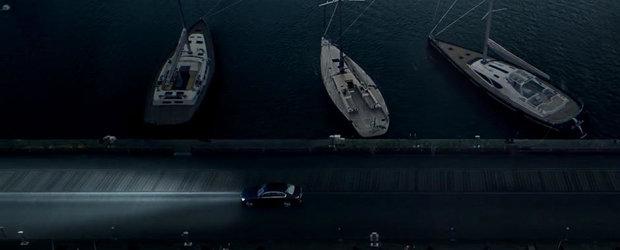 Noul BMW Seria 7 intoarce capete si barci in ultimul sau clip promotional