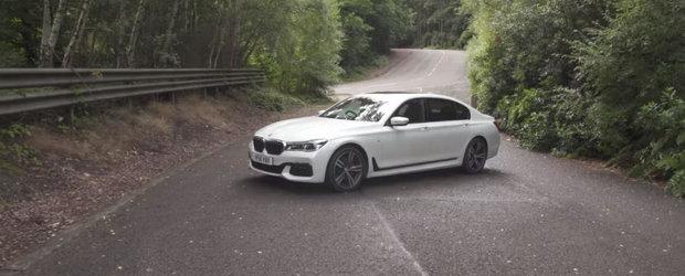 Noul BMW Seria 7 luat la puricat. Are mai multa tehnologie decat o nava spatiala, dar isi dovedeste oare utilitatea?