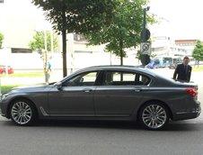 Noul BMW Seria 7 - Poze Reale