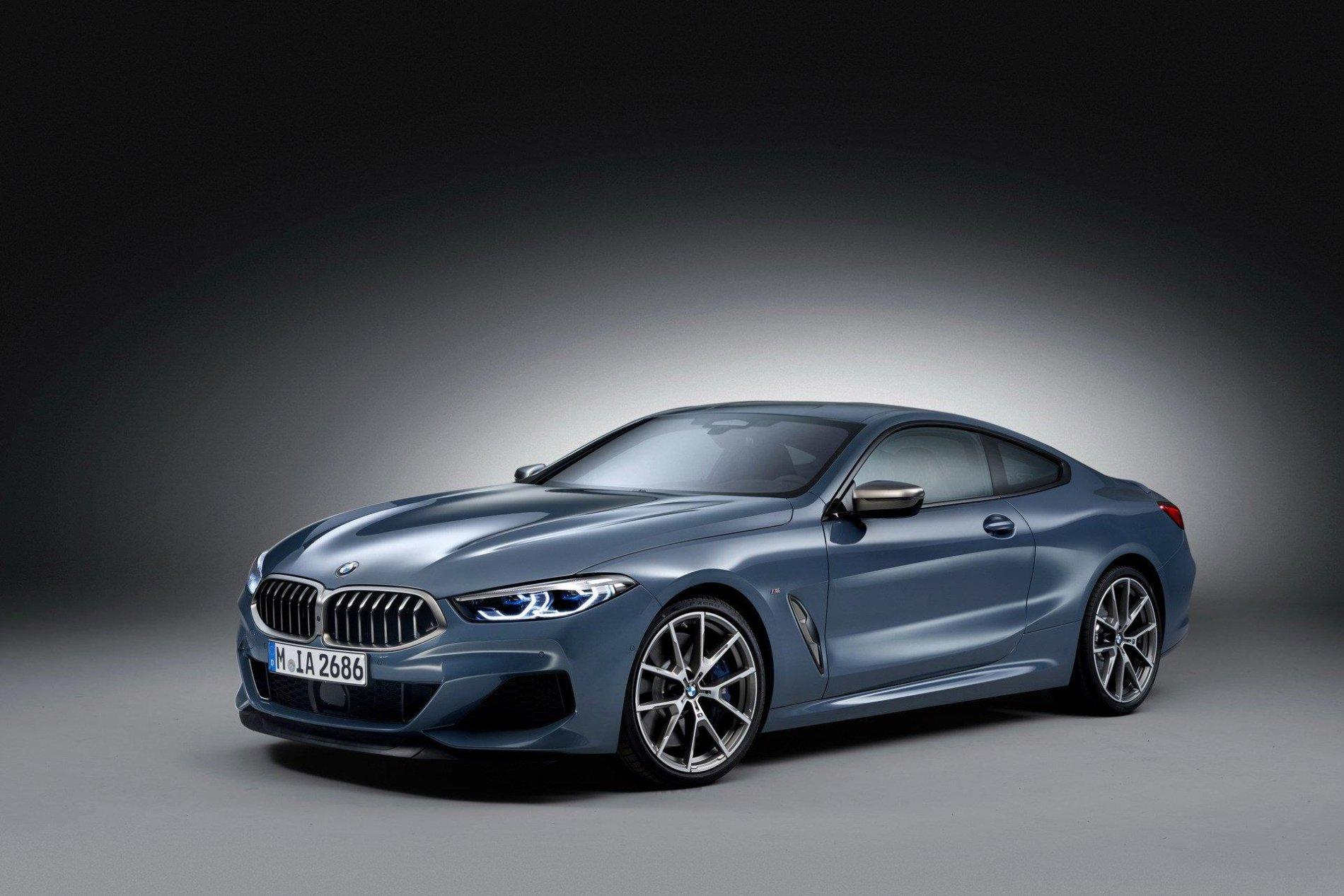 Noul BMW Seria 8 - Noul BMW Seria 8