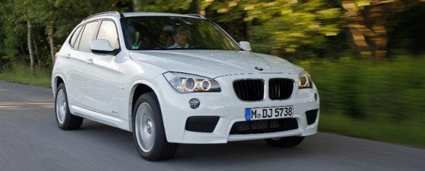 Noul BMW X1, acum mai eficient ca niciodata